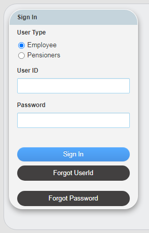 ifhrms login pay slip download